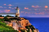 Vuelos baratos Mallorca: atardecer